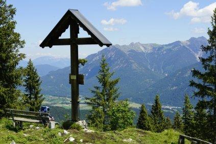 Gipfel des Grünkopfes.