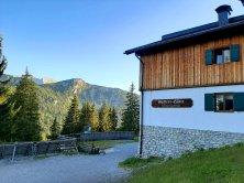 Die Gufferthütte in Tirol.
