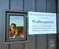 Wallbergkapelle Heilig Kreuz.
